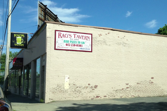photo of Rag's Tavern, Quincy, MA