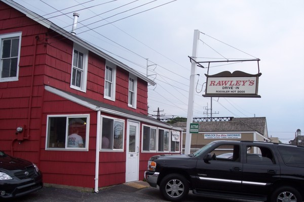 Photo of Rawley's Drive-In, Fairfield, CT