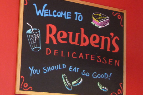 photo of Reuben's, West Hartford, CT