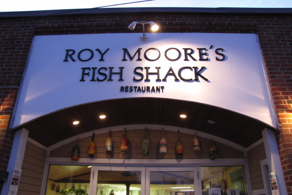 Roy Moore S Fish Shack Restaurant Rockport Ma