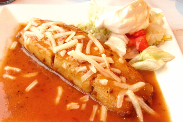 photo of tamale from Sea Breeze Mexican Grill, Dorchester, MA