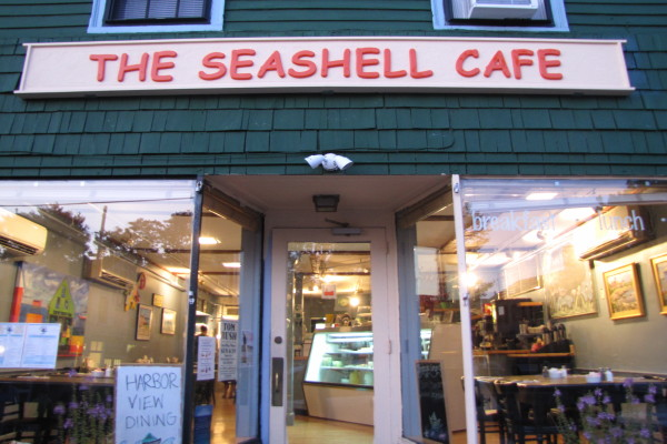 The Seashell Cafe Rockport Ma Photo From Bostons Hidden Restaurants