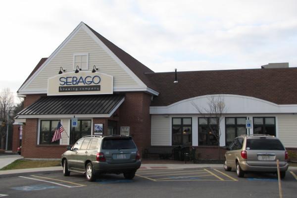 photo of Sebago Brewing Company, Kennebunk, ME