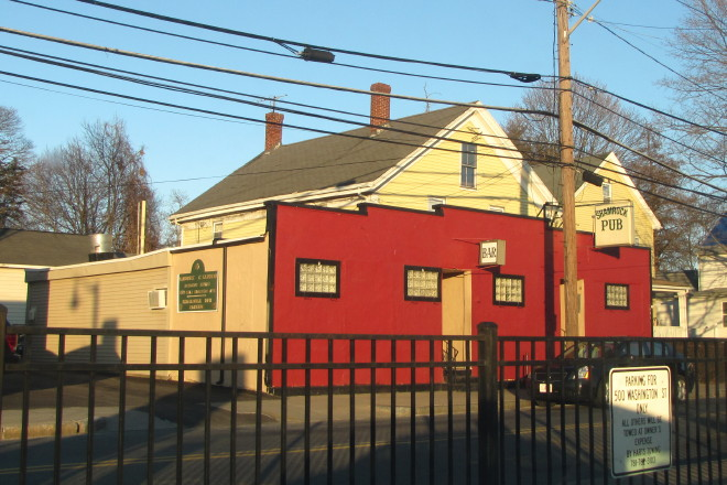 photo of Shamrock Pub, Norwood, MA