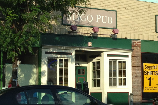 photo of the Sligo Pub, Somerville, MA