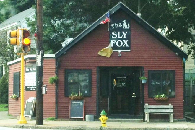photo of the Sly Fox, Quincy, MA