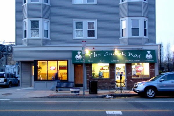 photo of The Snack Bar, Cambridge, MA