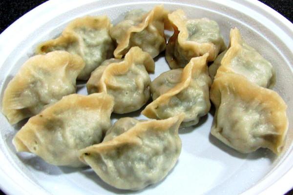 doo rang dumpling house vegetable dumplings vegetarian dumplings ...