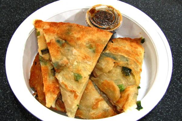 Photo: Scallion Pancakes from Taiwan Cafe, Boston, MA | Boston's ...