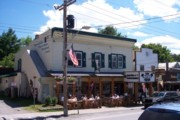 photo of the Tamarack Cafe, Inlet, NY