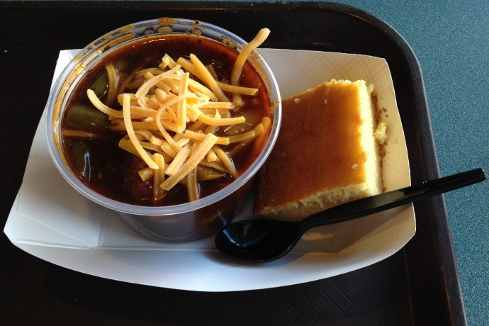 photo of chili from Tennessee's, Braintree, MA
