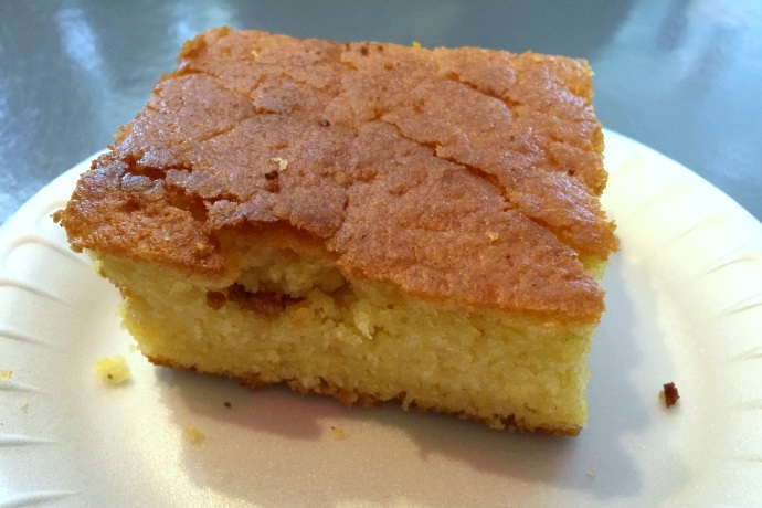 photo of corn bread from Tennessee's, Braintree, MA
