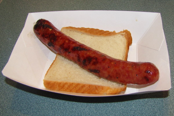 photo of sausage from Tennessee's, Braintree, MA