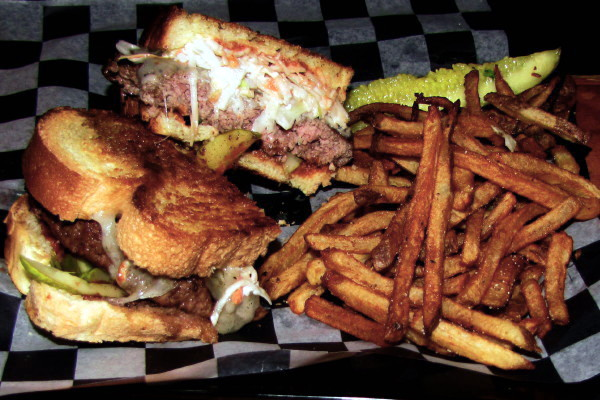 photo of Southern Belle Burger from The Abbey, Providence, RI