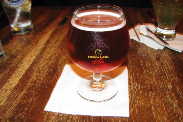 photo of Kentucky Bourbon Barrel Ale from The Snug, Hingham, MA