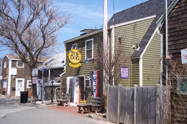 Top Dog Rockport Ma Photo From Bostons Hidden Restaurants