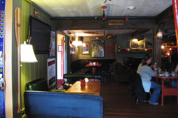 Photo Of The Wildcat Tavern Jackson New Hampshire Return To Entry In Boston Restaurant Blog October 2017